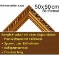 Bilderrahmen S11 Goldbraun F50x60cm