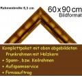 Bilderrahmen S10 Gold F60x90cm