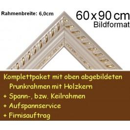 Bilderrahmen S11 Weiß F60x90cm