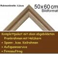 Bilderrahmen S13 Weiß F50x60cm