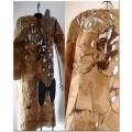 Leichkleid, gefertigt von Cilli Gabriel