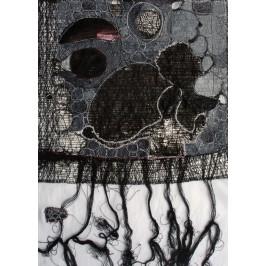 Nähkunst, erstellt von Cäcilia Gabriel